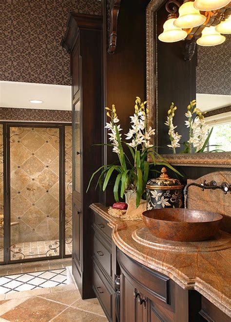 tuscan bathroom decorating ideas 25 tuscan bathroom design ideas decoration love
