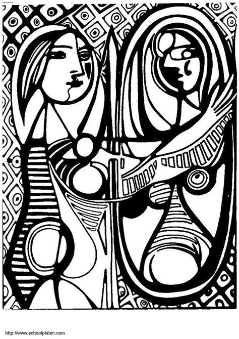 coloring book vs of pablo free pablo picasso coloring pages