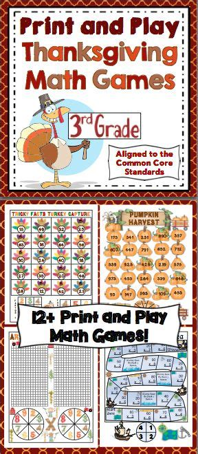 thanksgiving activities for fifth grade 1000 images about thanksgiving math ideas on pinterest