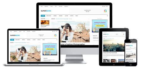 supernews theme junkie win a premium wordpress theme from theme junkie web