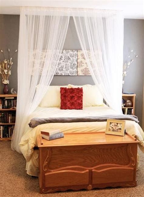 make your own canopy bed romantic luxurious bedroom canopies fab you bliss