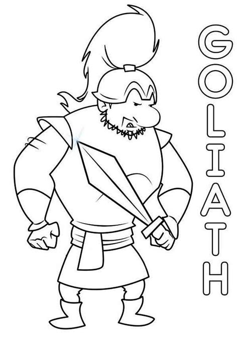 david and goliath coloring pages for toddlers free printable coloring pages david and goliath coloring