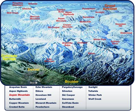 colorado ski resorts map colorado ski country tricks what can happen when a marketing company plays a trick