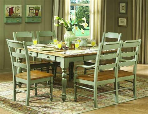 distressed dining room table sets sillas de comedor modernas cincuenta ideas geniales