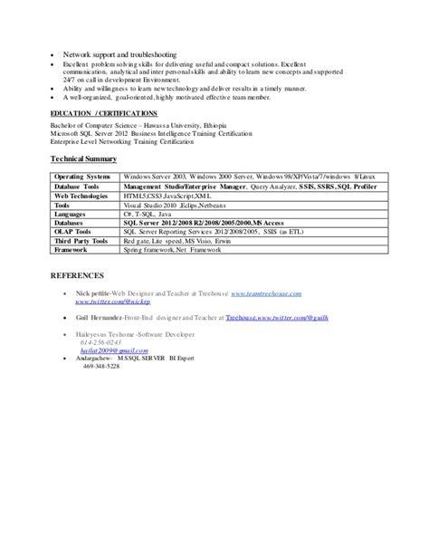 Etl Developer Resume by Etl Developer Resume Resume Ideas