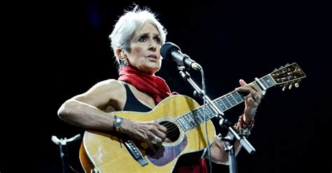 Joan Baez Goes Viral With 'Nasty Man,' a Protest Song for
