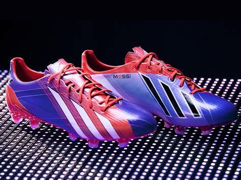 Sepatu Sport Running Adidas Adizero New Murah adidas news adizero f50 messi football boot