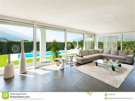 beautiful houses interior living room interior beautiful living room stock photo image 34595140