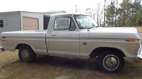 1974 Ford F100 by 1974 Ford F100 G164 Kissimmee 2016