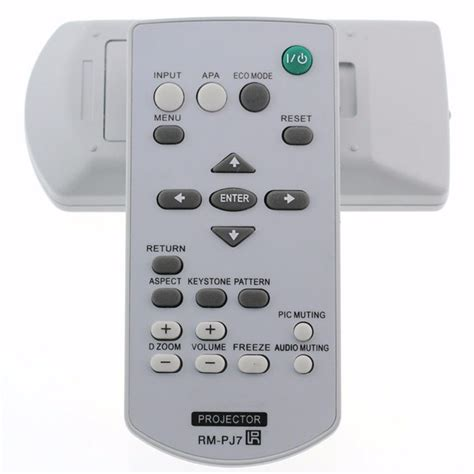 Proyektor Rm remote suitable for sony projector rm pj7 rm pj6