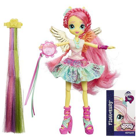 Equestria Rockin Hairstyle Dolls by Upc 630509268979 My Pony Equestria Rainbow