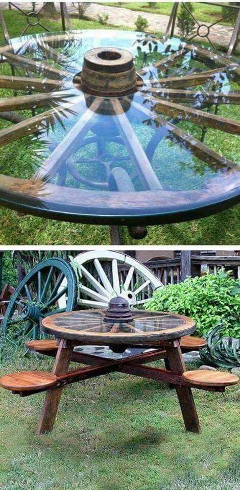 Wagon Wheel Decor Garden Best 25 Wagon Wheel Table Ideas On Pinterest Wagon Wheel Decor Wagon Wheel And Milk Can Table