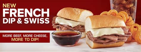 Arbys Gift Card - arby s french dip swiss sweepstakes win a 1000 or an arby s gift card