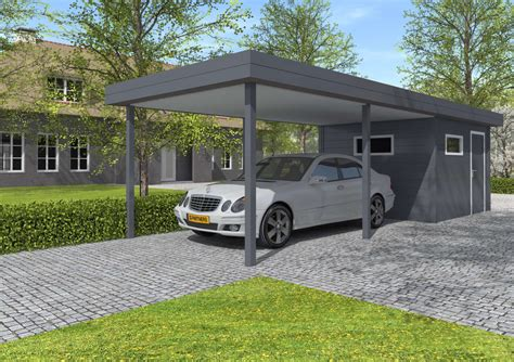 alu carport aluminium carports door gardendreams international gmbh