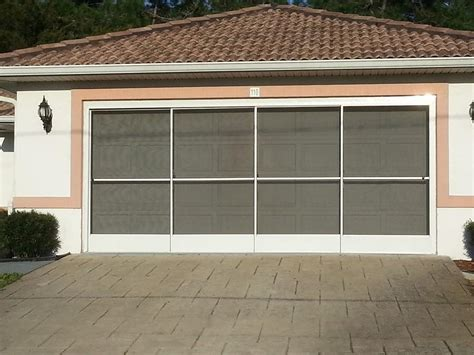 Screen Doors For Garage S Screen Replacement Palm Coast St Augustine Fl