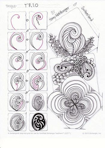 zentangle pattern ibex 154 best zentangle and doodle images on pinterest