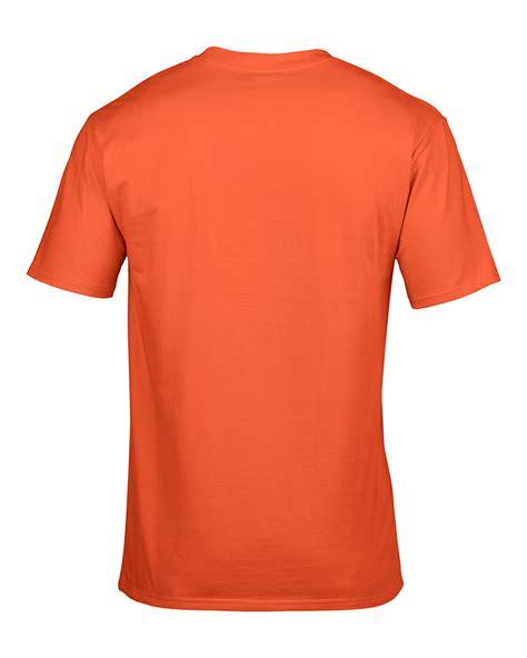 Tshirt Orange plain orange shirt back www imgkid the image kid