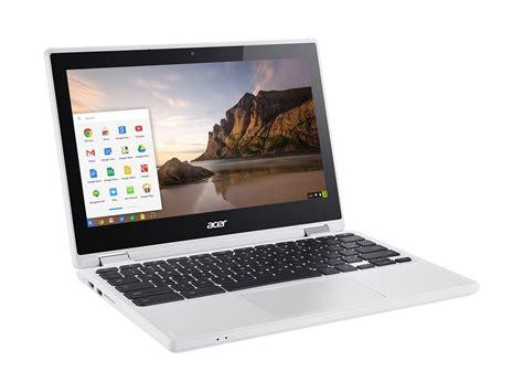Laptop Acer R11 Chromebook acer chromebook r11 cb5 132t c8zw 11 6 quot hd touch