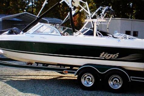 used tige boats for sale in california tige new and used boats for sale in california