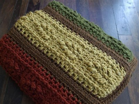 leaf pattern afghan leaf afghan in autumn crochet throw blanket