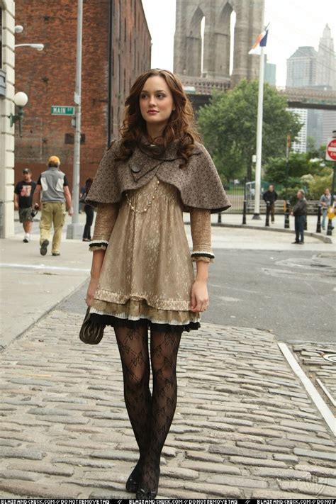 Get The Look Gossip Fashion Blair Waldorf by Gossip Blair Style Www Pixshark Images