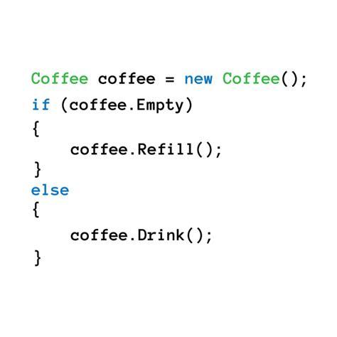 coffee code coffee mug teepublic