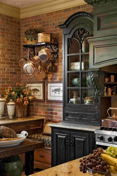 what is french country design 20 ways to create a french country kitchen