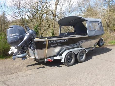 alumaweld boats for sale washington state alumaweld super vee boats for sale in washington