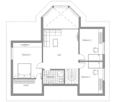 affordable house plans affordable home plans classical affordable house plan ch90