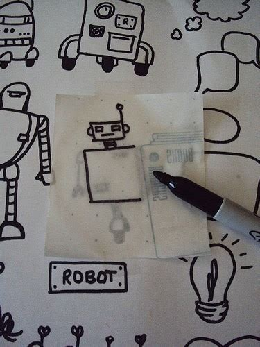 How To Make A Drawing Into A Sticker