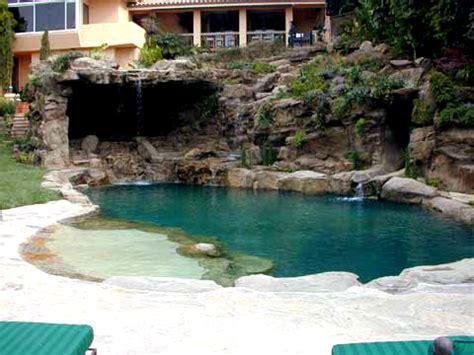 Best Home Pools pools cast rock 1