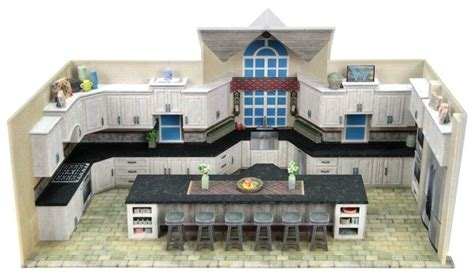 model of kitchen design how whiteclouds 3d printed architectural model of