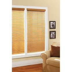 walmart mini blinds sizes 1 quot indoor vinyl mini blind ivory 30 quot x 64 quot walmart