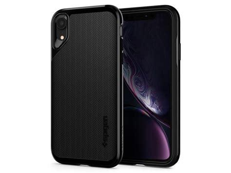 etui spigen neo hybrid apple iphone xr jet black szkło alogy 4kom pl