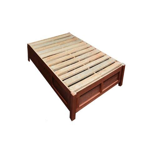 base cama matrimonial madera bases camas matrimoniales cajon  en mercado libre