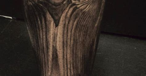 wood grain tattoo wood grain by david allen