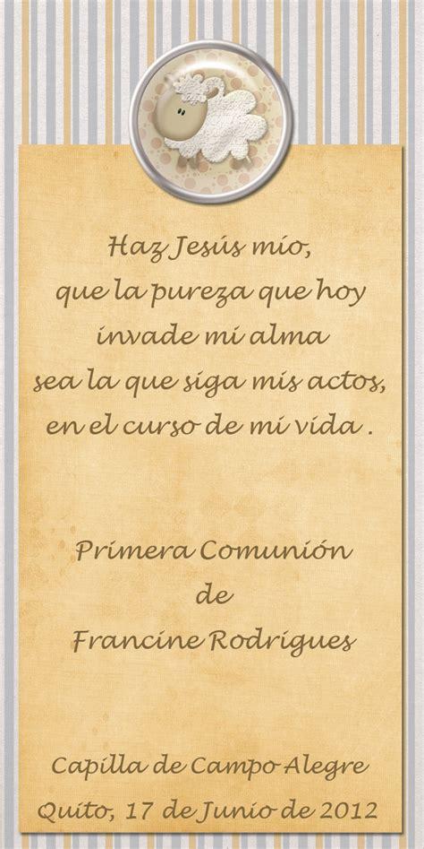 frases de la biblia para primera comunion texto 1a comuni 243 n primera comunion pinterest