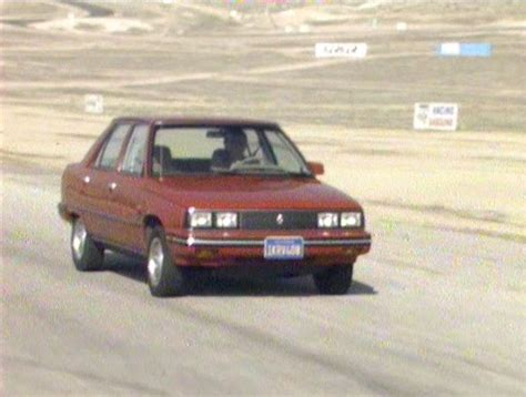 1985 renault alliance image gallery renault 1985