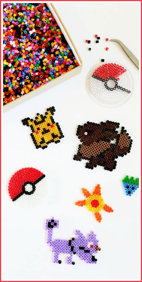 things you can make with perler go craft sugar bee crafts