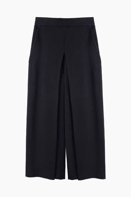 G J Pleated Wide Legs Cullote 1325 14 best culottes for 2014 culottes from basic to bold