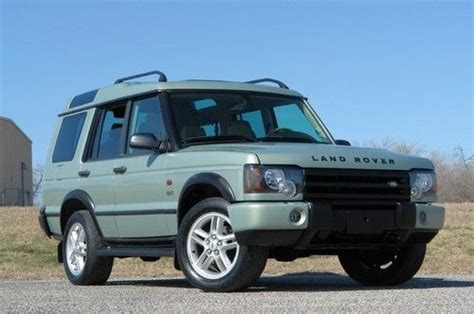 auto body repair training 2003 land rover discovery electronic toll collection sell used 2003 discovery se 7 passenger bargain needs work call us toll free in fort worth