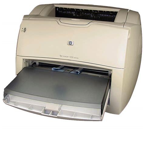 Hp 1200 Refurbished Monochrome Laser Printer Sale Laserjet Color Printer L