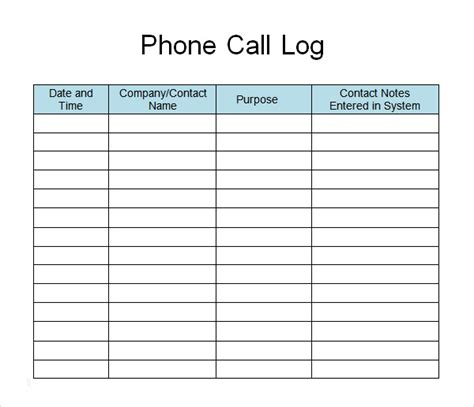 call to template call log template peerpex