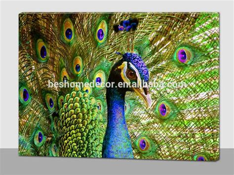 lighted canvas pictures wholesale wholesale peacock lighted pictures led lighted