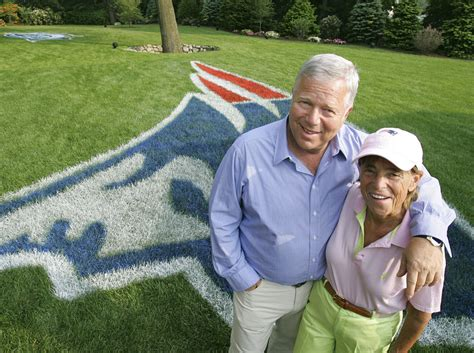 robert kraft house myra kraft wife of patriots owner dies wbur