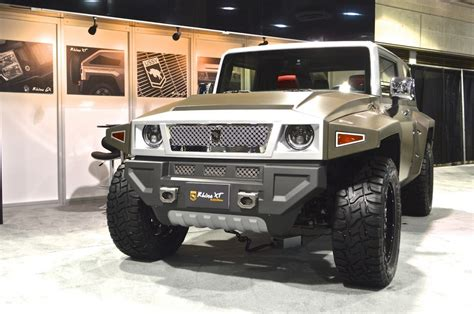 rhino xt jeep rhino xt una transformaci 243 n jeep wrangler que sorprende