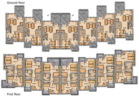 townhome floor plan designs townhome floor plan designs house plans