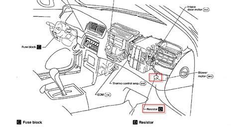 2012 Nissan Rogue Blower Relay by 2012 Nissan Altima Fuse Box Diagram Imageresizertool
