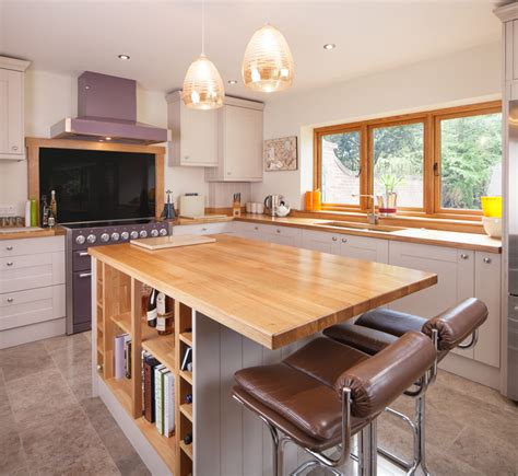 kitchen islands uk kitchen island ideas for solid wood kitchens solid wood