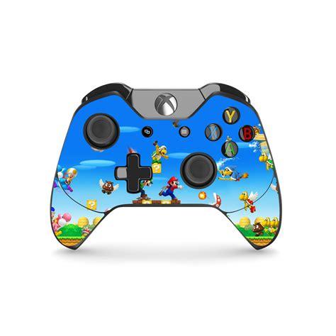 Xbox One Controller Aufkleber by Sticker Xbox One Controller Mario